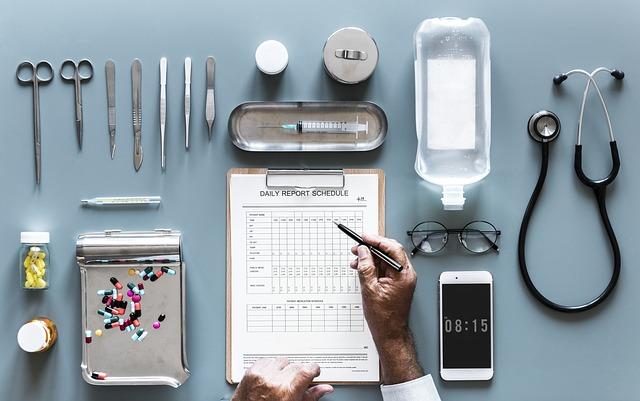 La formation des professionnels de la santé