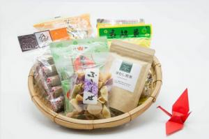 panier produit japonais