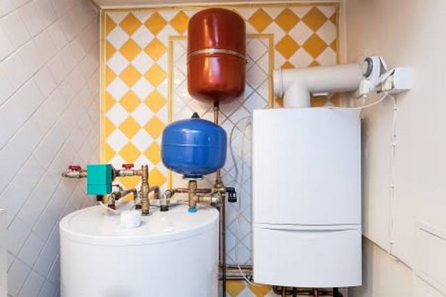 Installation d'un chauffe eau électrique