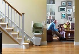 Monte escalier pour personnes àgées et à mobilité réduite